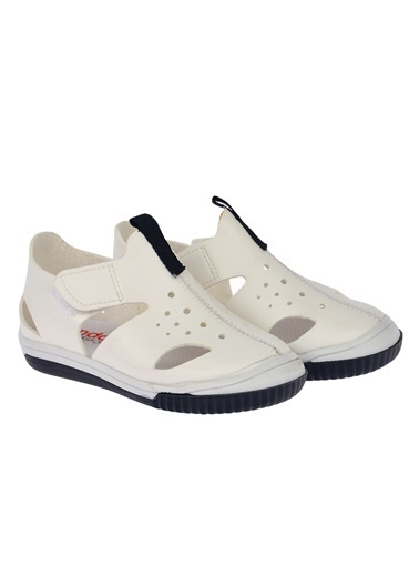 Pandora Kiko Pnd 700.S.500 Günlük Cırtlı Kız/Erkek Çocuk Sandalet Ayakkabı Beyaz